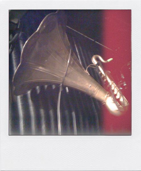 Saxogramophone