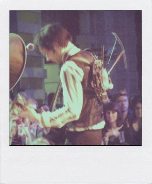 The Backbeater